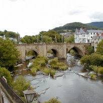 Llanollen Bridge